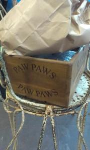 paw paw box