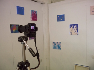 Melanie Russell studio
