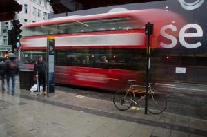 Bus and Bike