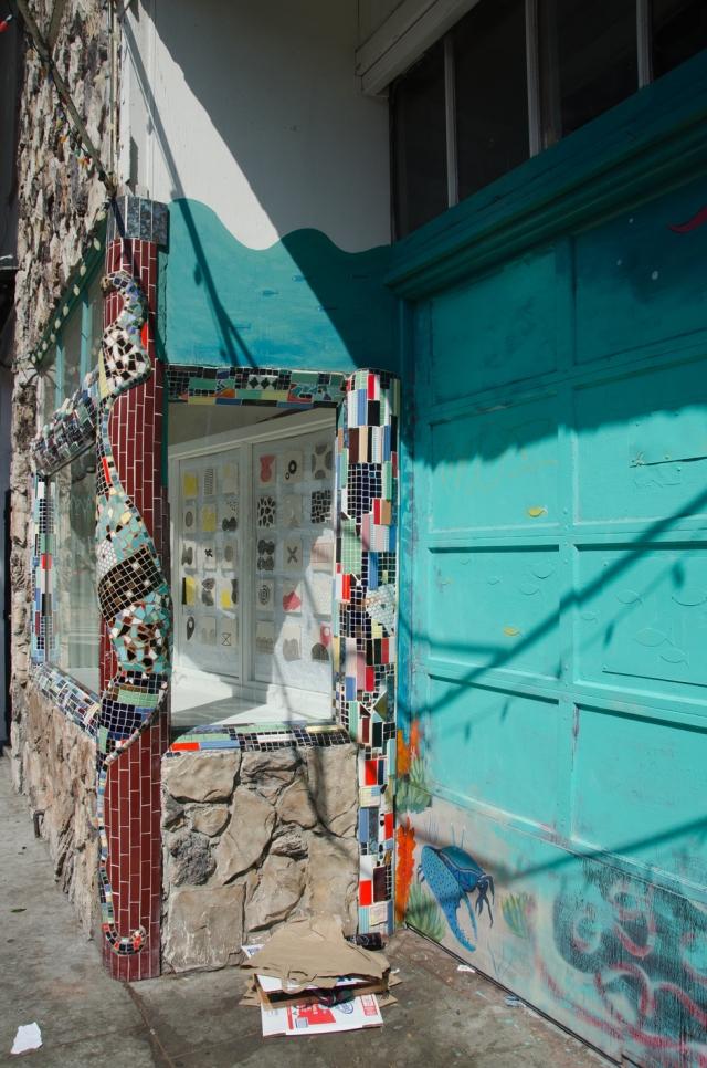 mosaic graffitti